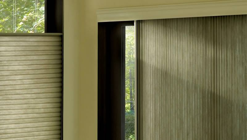 Joseph S Applause Vertiglide Honeycomb Shades